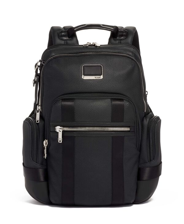 Holiday Mens Nathan Backpack Leather