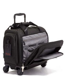 Kompakte Reisetasche auf 4 Rollen Alpha 3