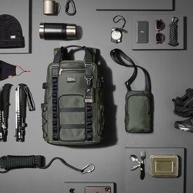 Barracks 2-in-1-Rucksacktasche Alpha Bravo