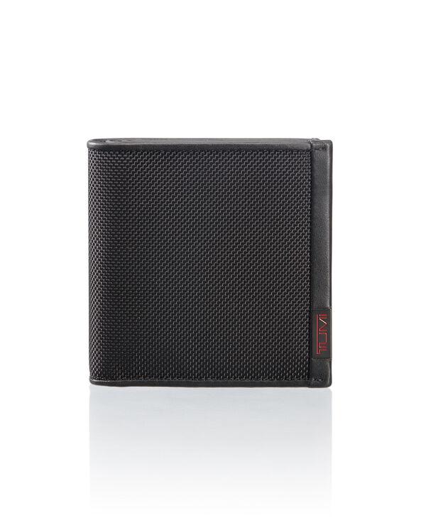 Alpha TUMI ID Lock™ Kompakte Geldbörse mit Münzfach