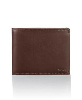 Brieftasche mit Münzfach Nassau