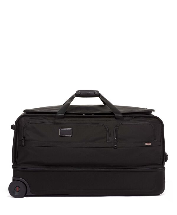 Alpha 3 Large Split 2 Wheeled Duffel