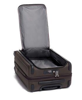 Kontinentales Handgepäck auf 4 Rollen (mit Doppel-Zugriff) Alpha 3