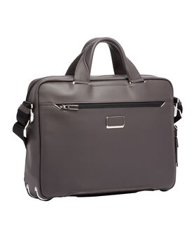 Sawyer Leather Brief Arrivé