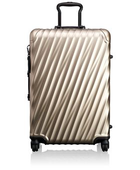 Short Trip Packing Case 19 Degree Aluminium