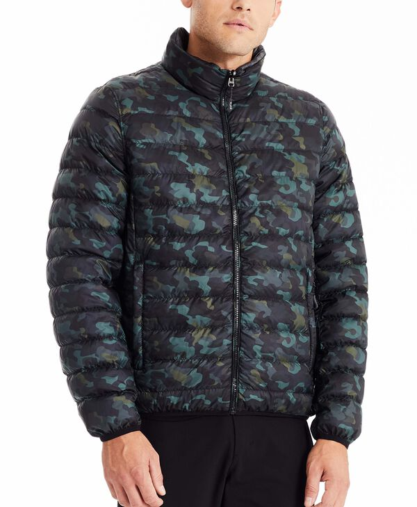TUMIPAX Outerwear Patrol Reversible Packable Travel Puffer Jacket S