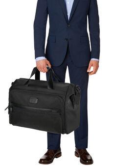 Weiche Reisetasche mit Rahmen Alpha 2