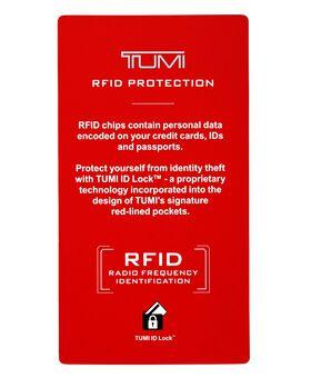 TUMI ID Lock™ Schmales Kartenetui Monaco