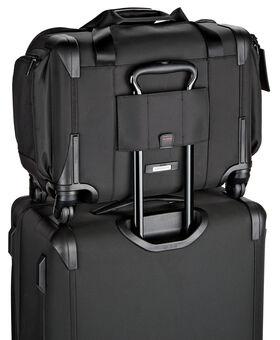 Kompakte Reisetasche auf 4 Rollen Alpha 2