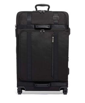 Koffer auf 4 Rollen für lange Reisen (erweiterbar) Merge