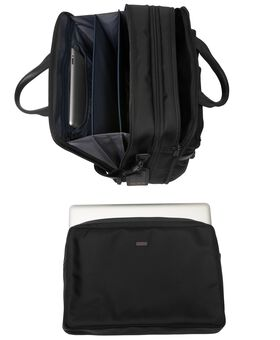 Expandable Organizer Laptop Brief Alpha 2