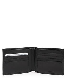 Globale Brieftasche mit zwei Scheinfächern Alpha