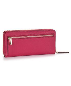 Kontinentale Brieftasche mit Reißverschluss Belden