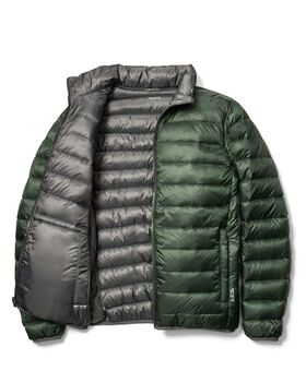 Patrol Reversible Packable Travel Puffer Jacket S TUMIPAX Outerwear