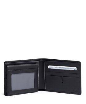 Globale Brieftasche mit separate Ausweisetui Alpha