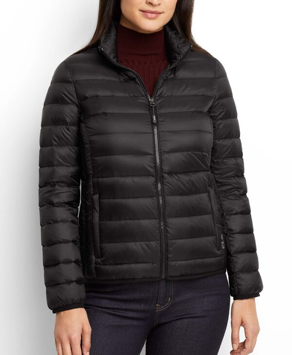 TUMIPAX Outerwear Women's - Clairmont Packable Travel Puffer Jacket L