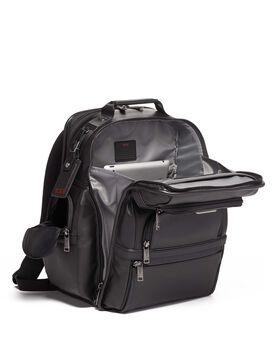 TUMI T-Pass® Business Class Brief Pack® aus Leder Alpha 3